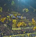 Borussia Dortmund gegen den Hamburger Sportverein 10. Februar 2018-02-11